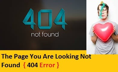 track 404 error
