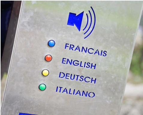 add language transletor