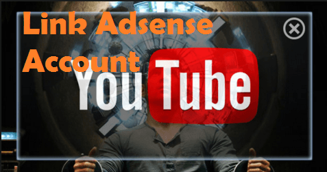 link adsense account with youtube