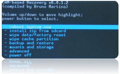 unlock pattern lock by factory reset