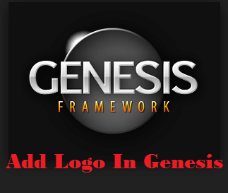 logo in genesis,add logo,add logo in wordpress,add logo in genesis framework,insert logo in genesis ttheme