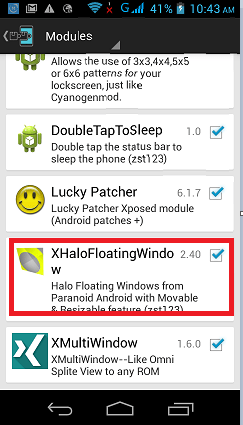 enable multiwindow