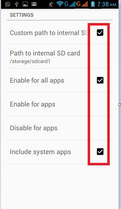 Swap Internal Storage With Sd Card In KitKat