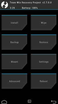 Install TWRP Recovery On Samsung Galaxy J2