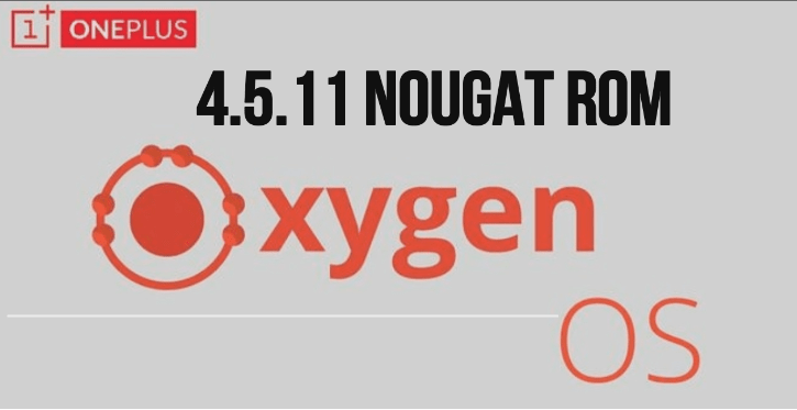 OnePlus 5 OxygenOs 4.5.11 Nougat Firmware