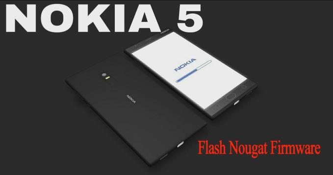 Flash Nokia 5