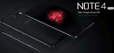Root Infinix Note 4 Pro X571