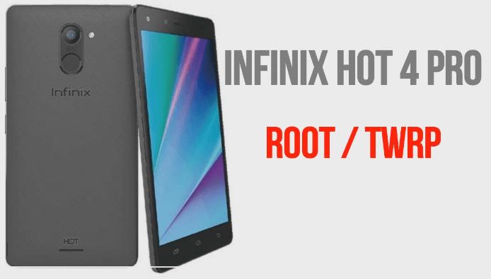 Root Infinix Hot 4 Pro