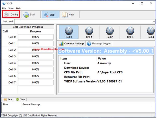how to use ygdp tool