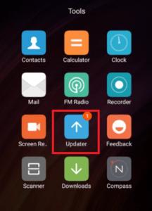 updater app