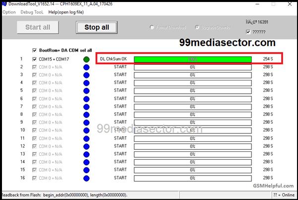 Install Stock Rom On Oppo F3 CPH1609