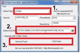 flash lg firmware using lg flash tool