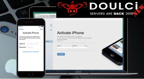 Doulci iCloud Bypass tool
