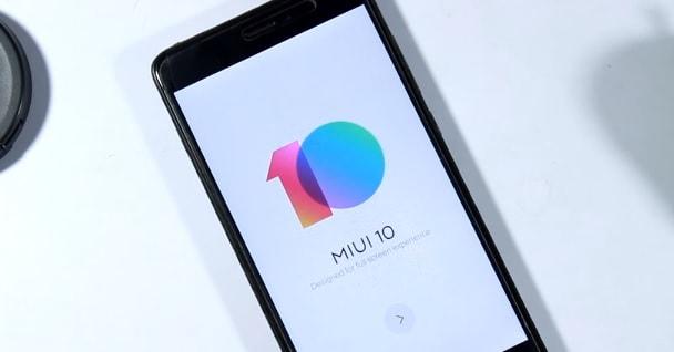 MIUI 10 for redmi note 4