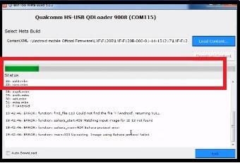 Flash Jio F120B Flash File qflash tool