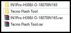 tecno in1 pro flash file and tool