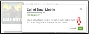 cod mobile download