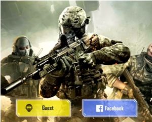 cod mobile login page