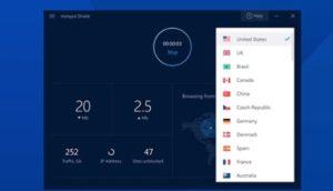 HotSpot Shield VPN App