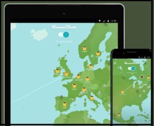 TunnelBear iphone vpn app