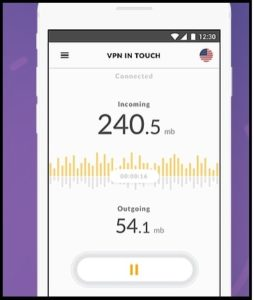 vpnintouch best free iphone app