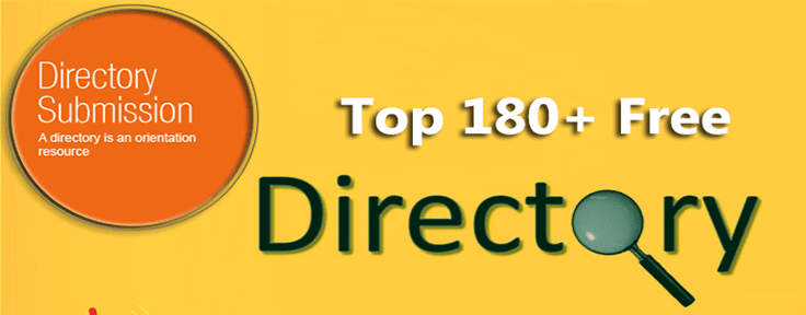 Directory Submission Sites list 2019