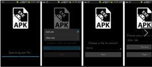 To APK Converter Android APP