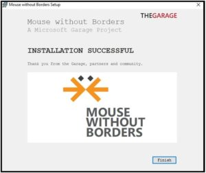 mouse without borders setup