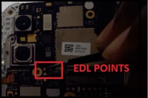 redmi y2 edl points