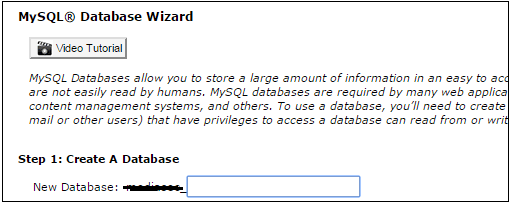 msql database