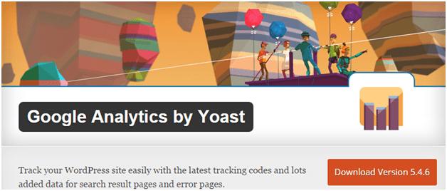 google analytics by plugin,install google analytics in wordpress,