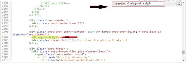 Add Google Adsense below Post Title In Blogger