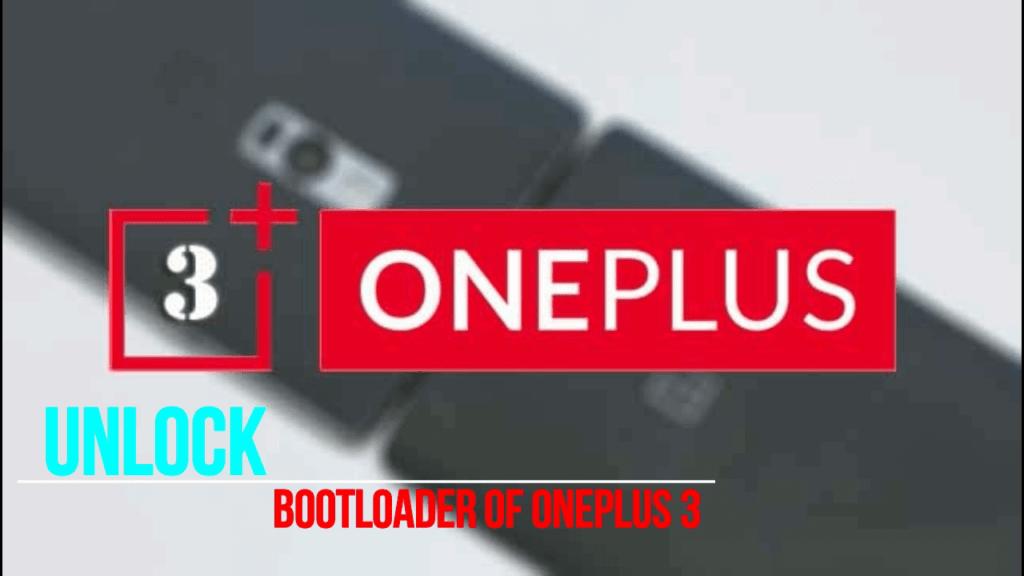 unlock bootloader of oneplus3,bootloader,unlock bootloader,oneplus3