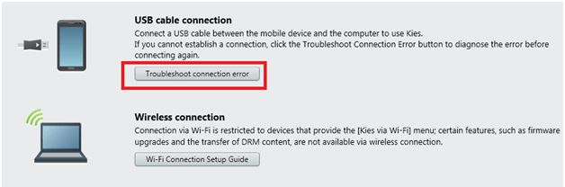 100% Solution – Samsung Kies Not Detecting Android Phone - 99Media