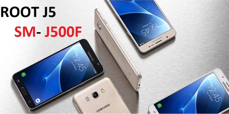root samsung j5 without pc