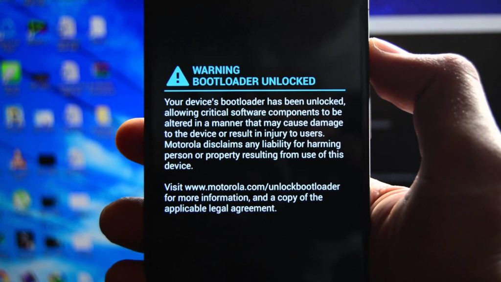 Unlock Bootloader Of Motorola Phones