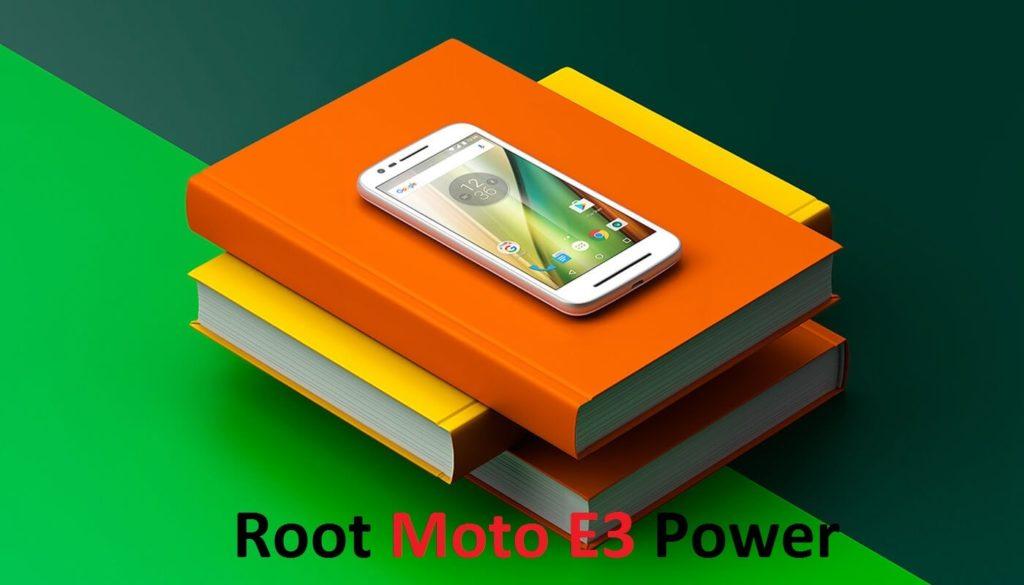 root moto e3 power