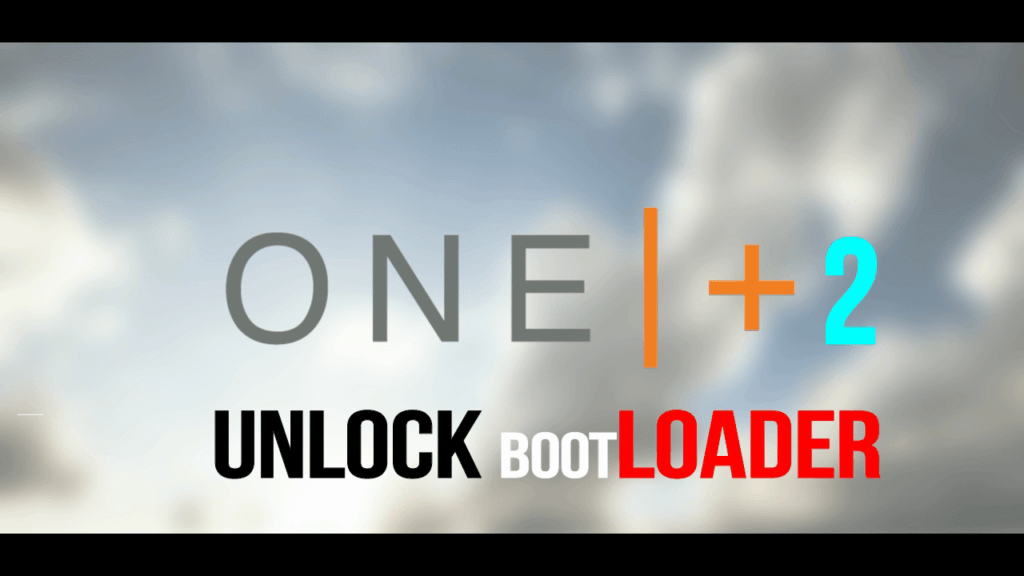 unlock bootloader of oneplus 2