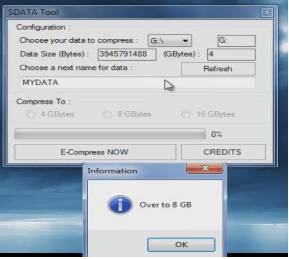 Increase Sd Card Memory Size