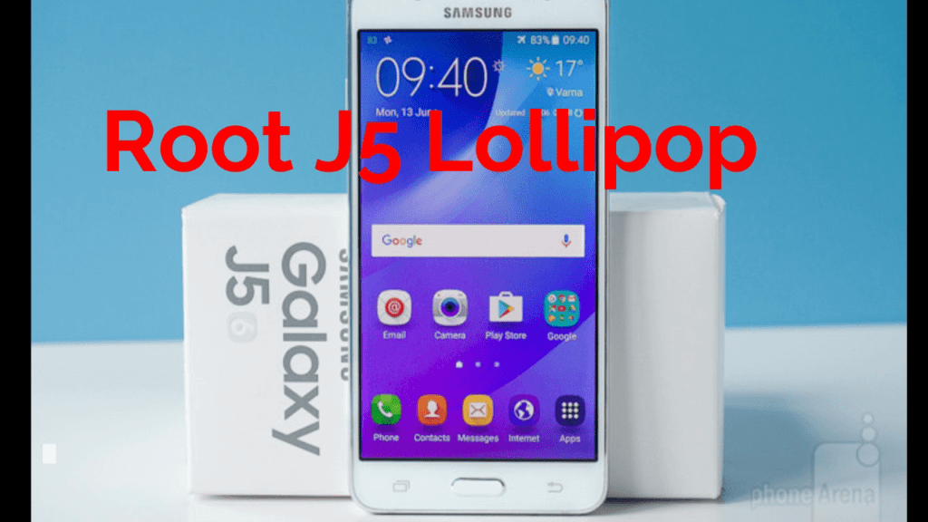root samsung galaxy j5 5.1.1 lollipop