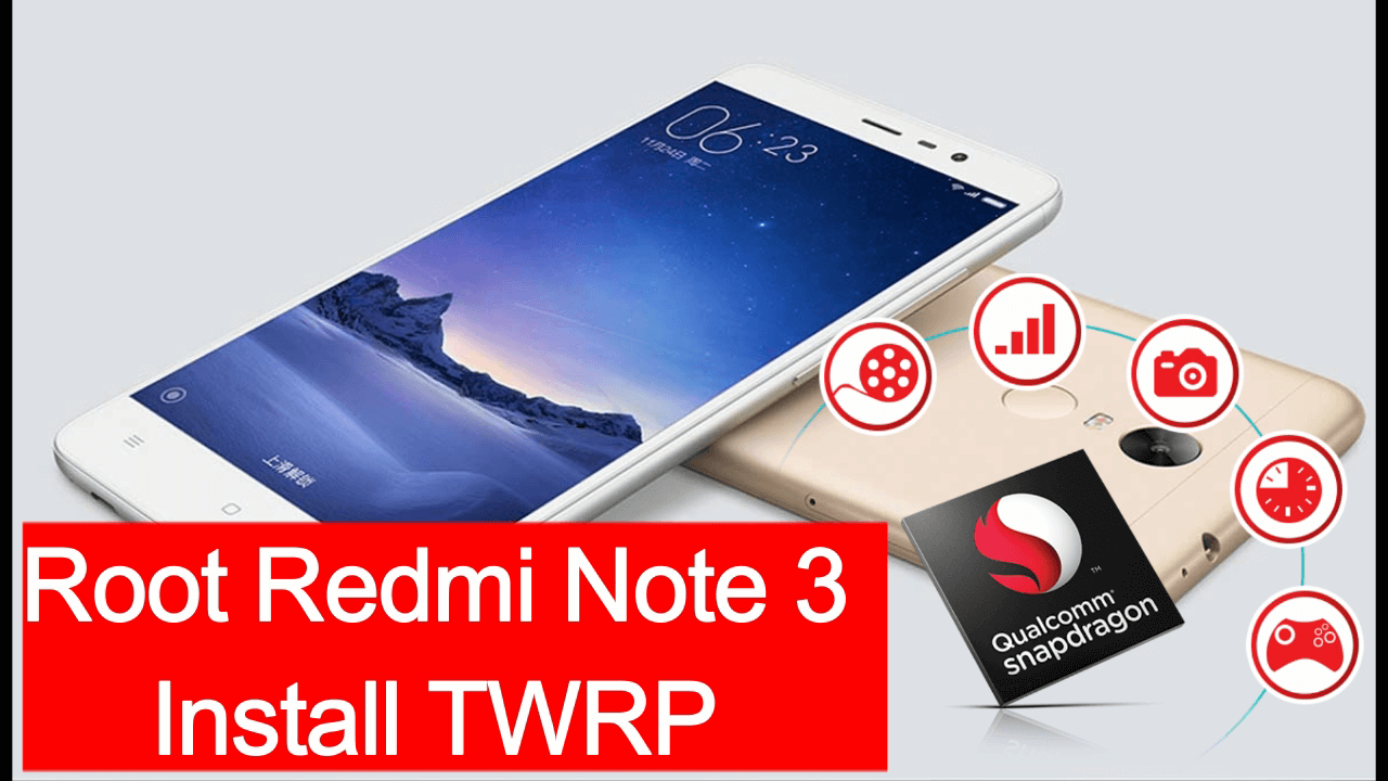 root xaiomi redmi note 3