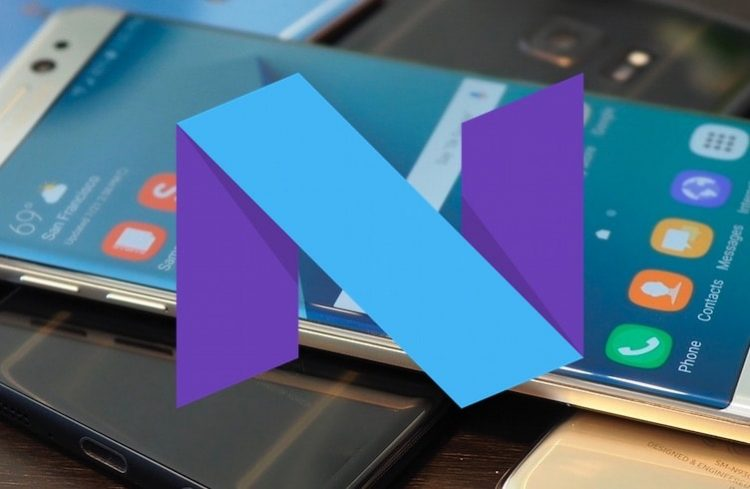 List Of Samsung Galaxy Devices For nougat