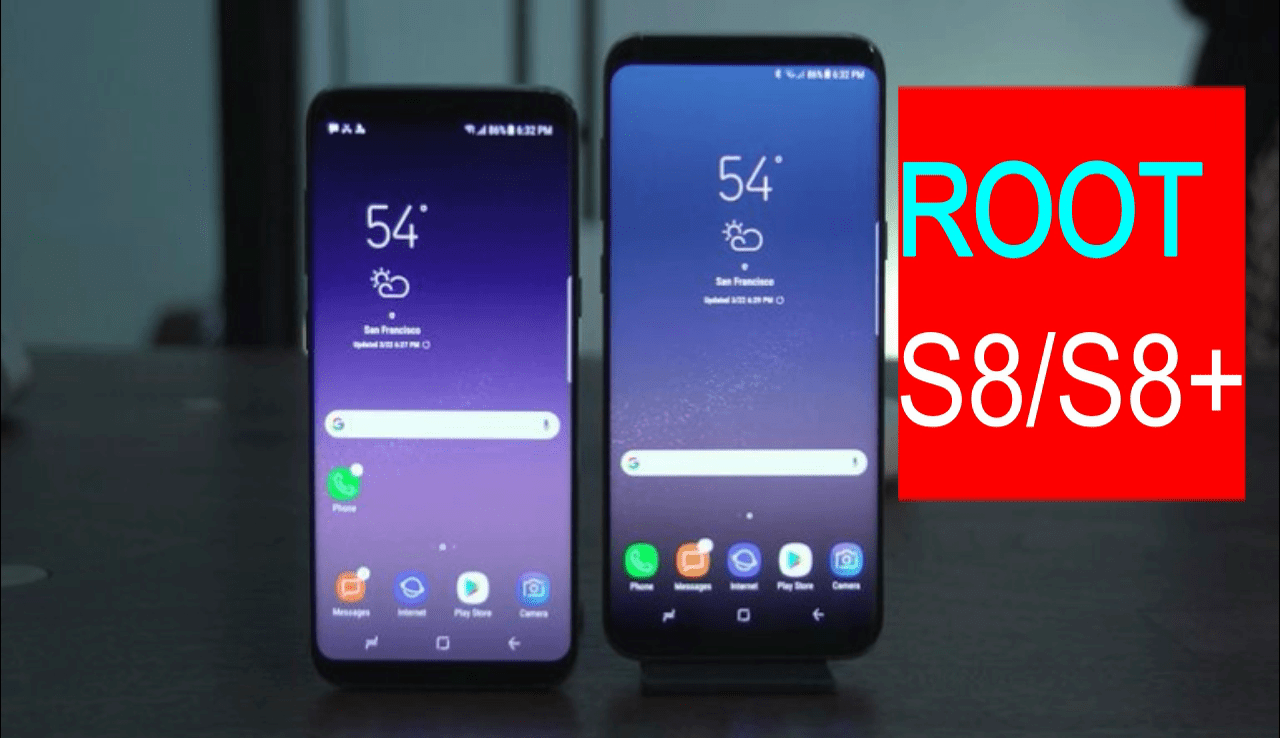 How To Root Samsung Galaxy S8 / S8+ And Install TWRP