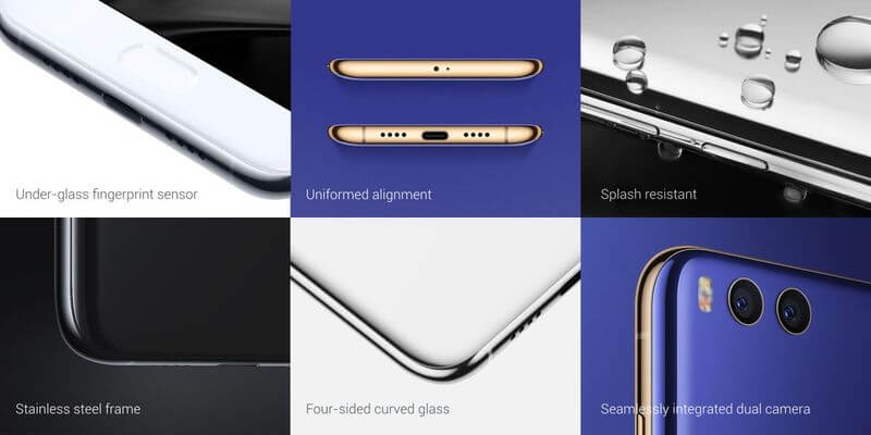 Xiaomi Mi6 Specification