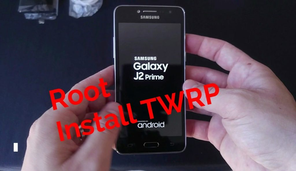 Root Samsung Galaxy J2 Prime