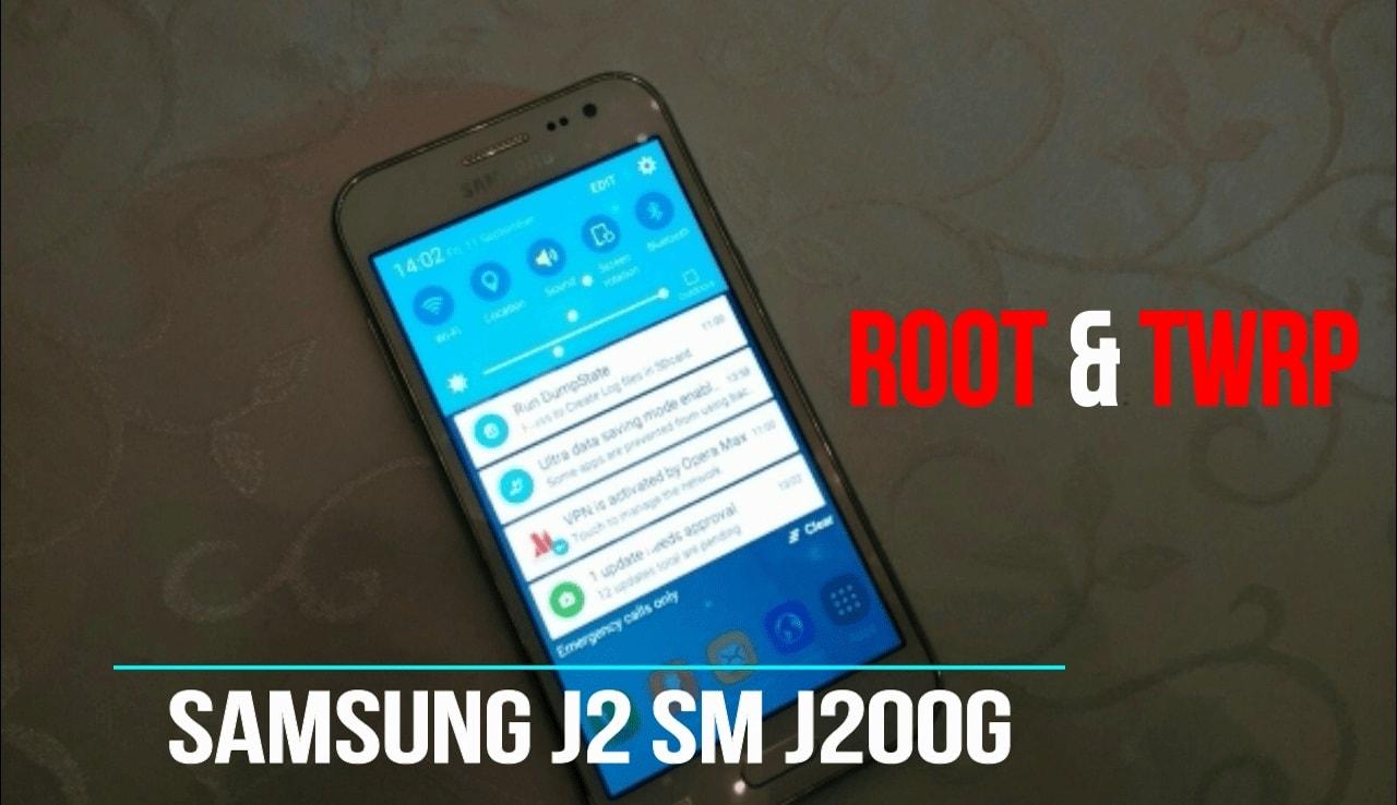 Root Samsung Galaxy J2 SM J200G