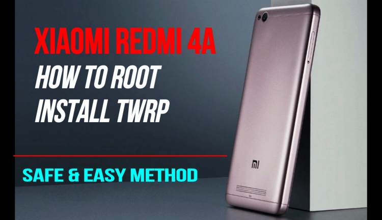 root redmi 4A