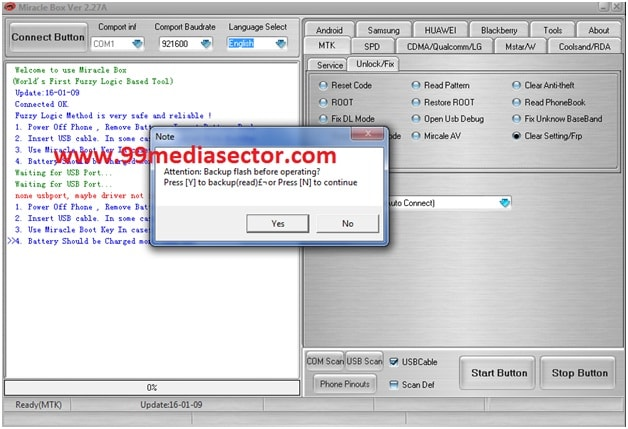bypass Google account FRP lock on all MTK