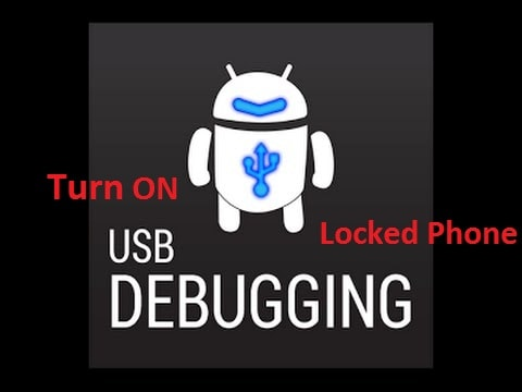 Enable USB Debugging In Locked Phone – Without Access To