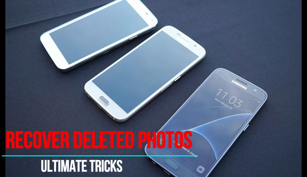 Recover Deleted Photos from Samsung Galaxy S7